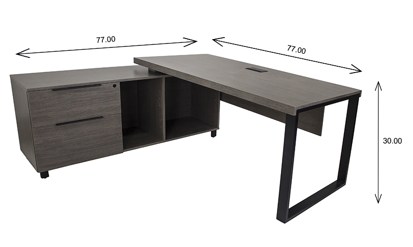 STAV Desk Large Dimensions