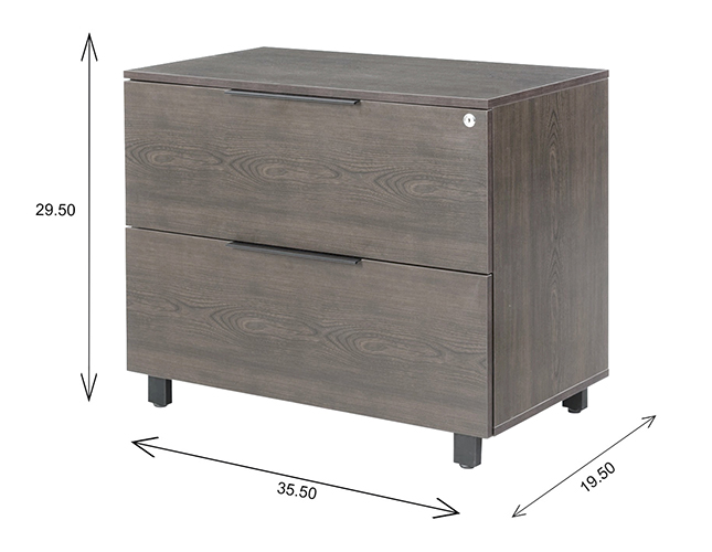 STAV File Cabinet Dimensions