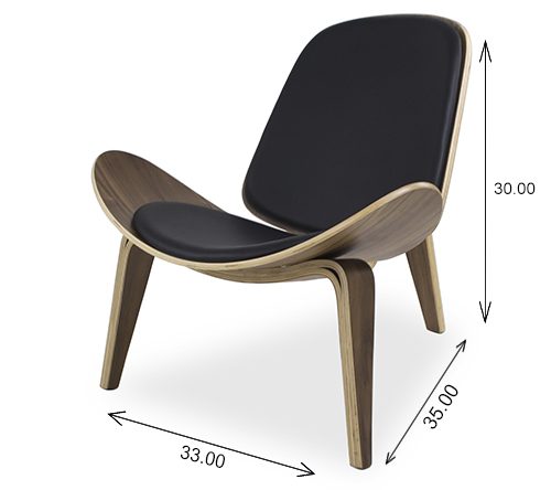 Vega Chair Dimensions