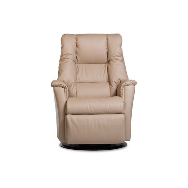 IMG Victor RMS Recliner in Trend Beige, Straight