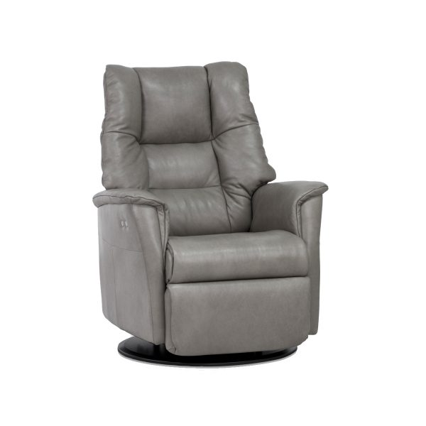 IMG Victor RMS Recliner in Sauvage Dove