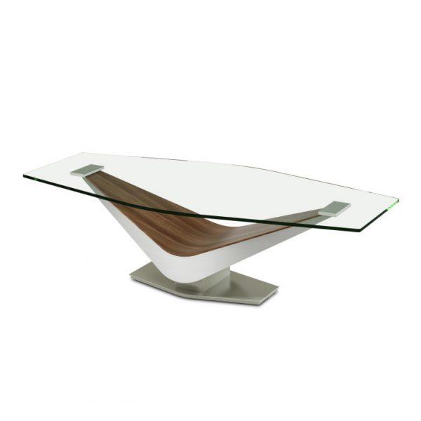 Elite Modern Victor Coffee Table on angle