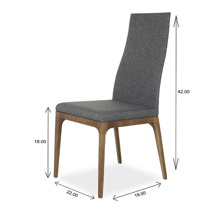Victoria Dining Chair Dimensions