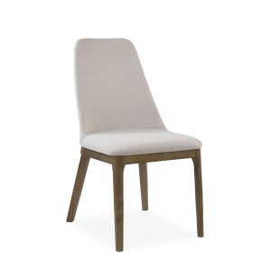 Will Dining Chair in Beige, Angle
