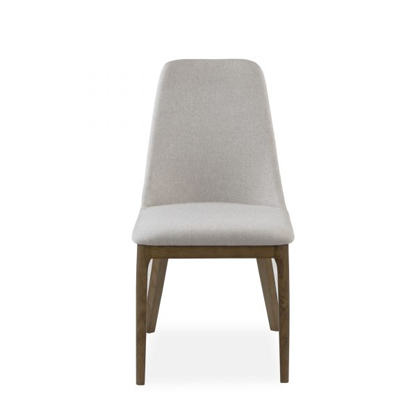 Will Dining Chair in Beige, Front