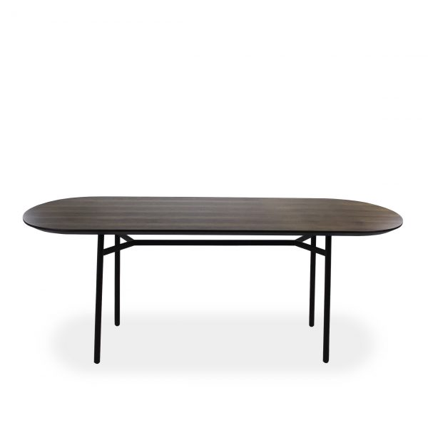 Aldo Dining Table, Straight