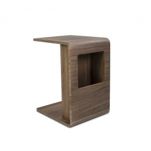 Archer Side Table, Angle