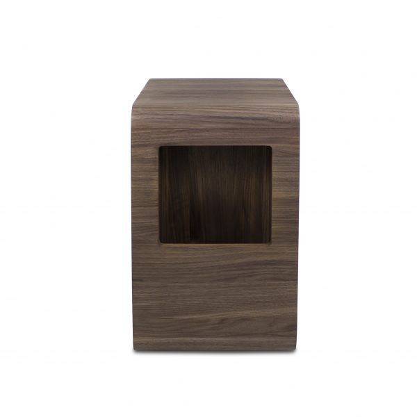 Archer Side Table, Straight