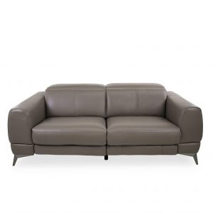 Bidwell Sofa in New Club Granite, Straight