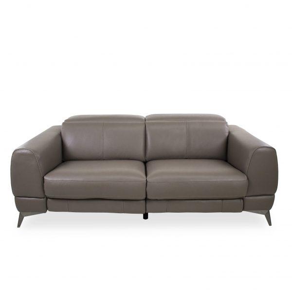 Bidwell Sofa in New Club Granite, Straight