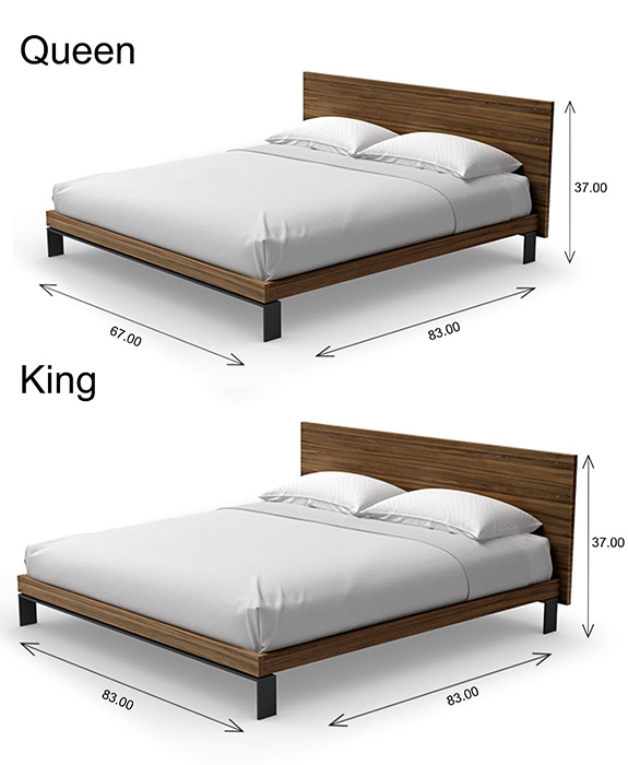 Mobican Bora Bed Dimensions