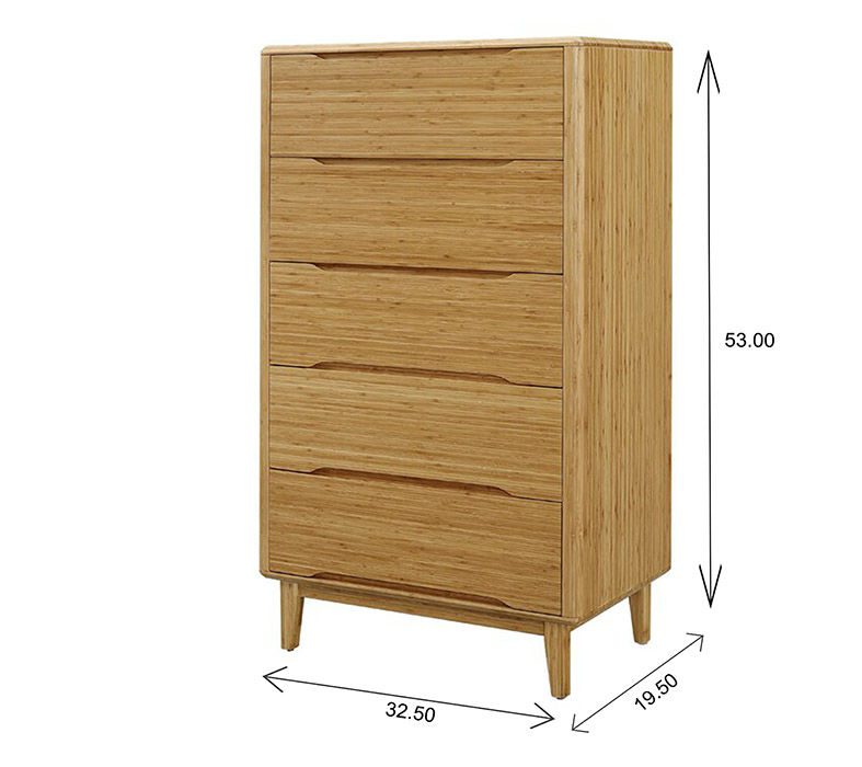 Greenington Current Chest Dimensions