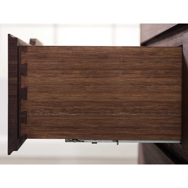 Greenington Currant Drawer, Dovetail Detail
