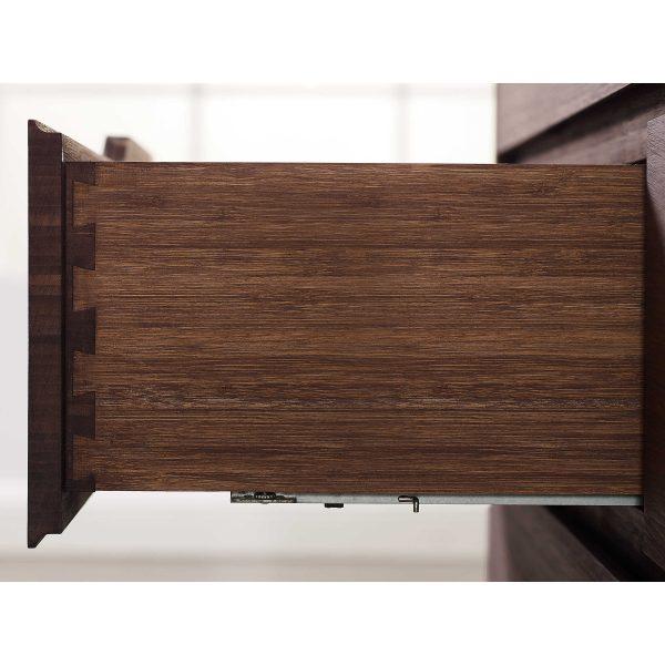 Greenington Currant Drawer, Dovetail Detail