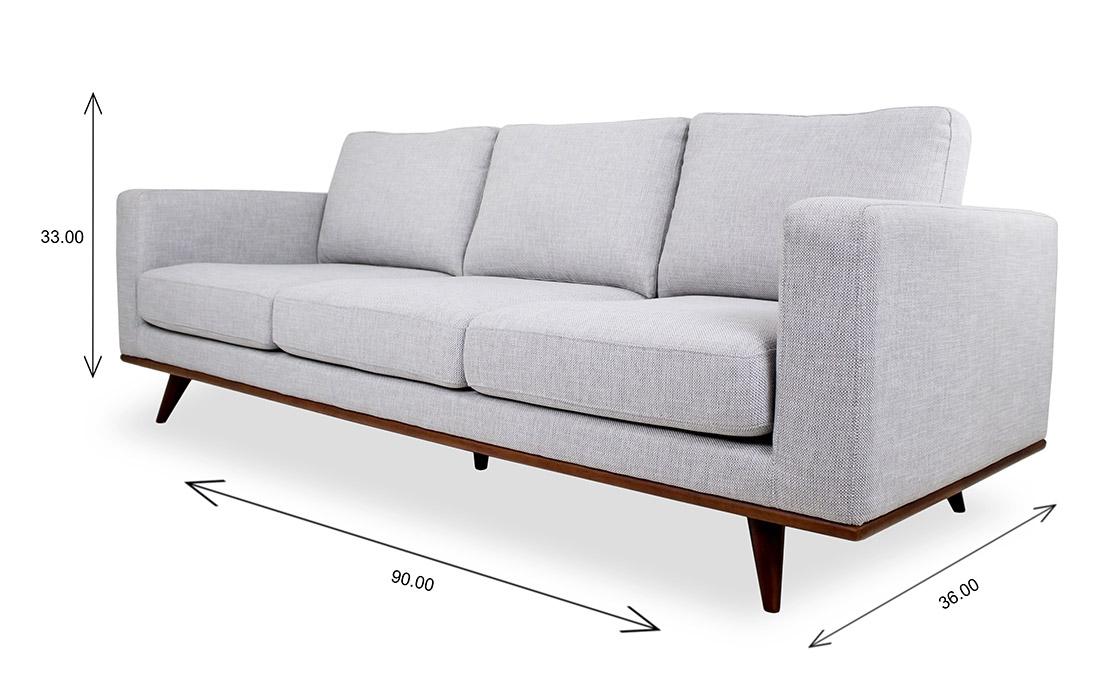 Freeman Sofa Dimensions