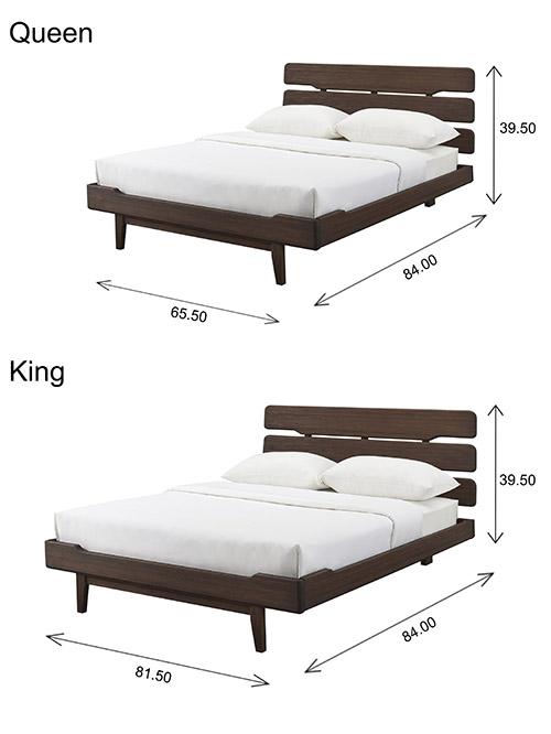 Greenington Currant Bed Dimensions