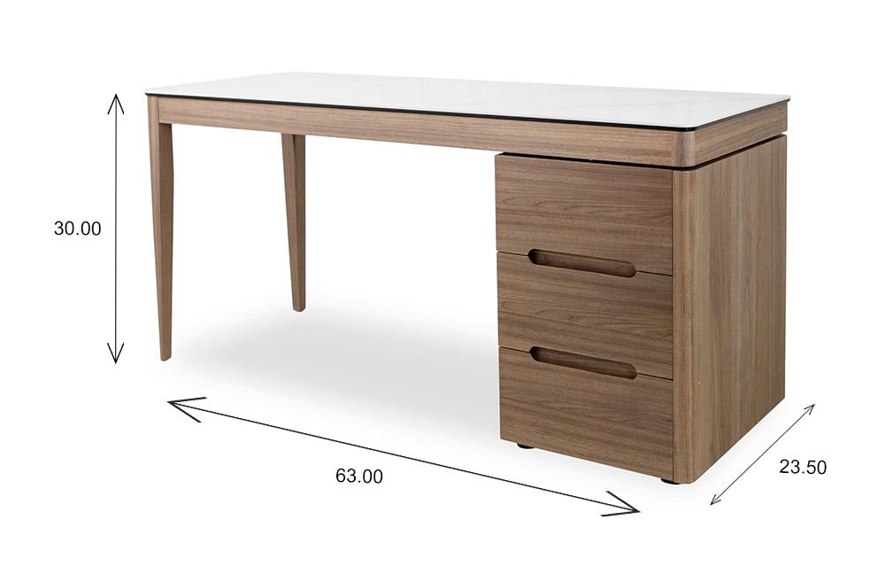 Moody Desk Dimensions