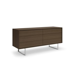 Mobican Ophelia Double Dresser in Praline