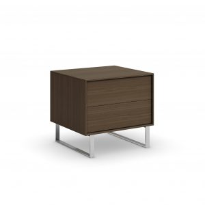 Mobican Ophelia Nightstand in Praline
