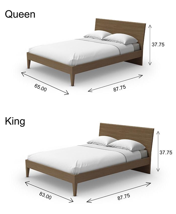 Mobican Sapporo Bed Dimensions
