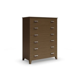 Mobican Sapporo Chest in Natural Walnut