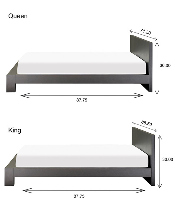 Mobican Stella Bed Dimensions