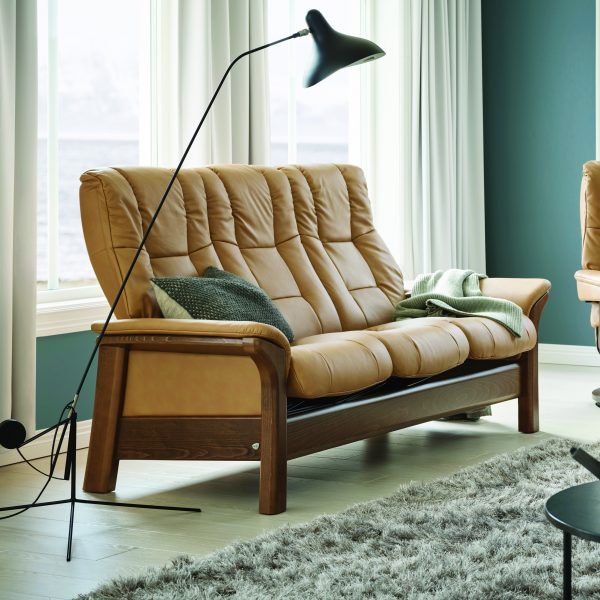 Stressless Windsor Sofa in Living Room