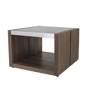 Violet End Table, Angle