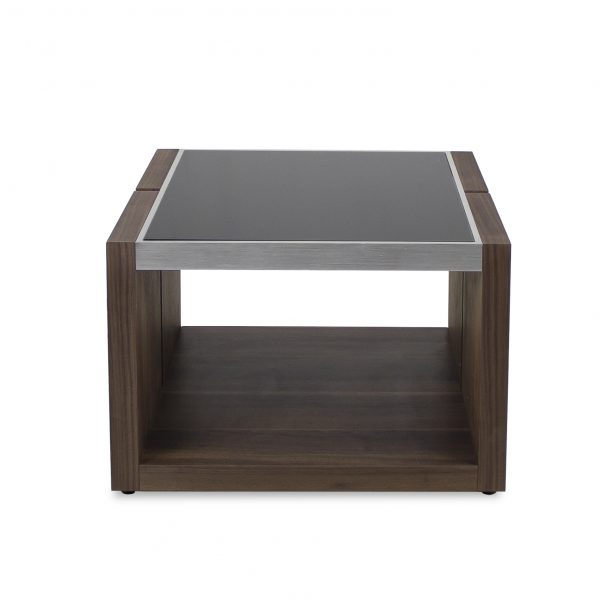 Violet End Table, Straight