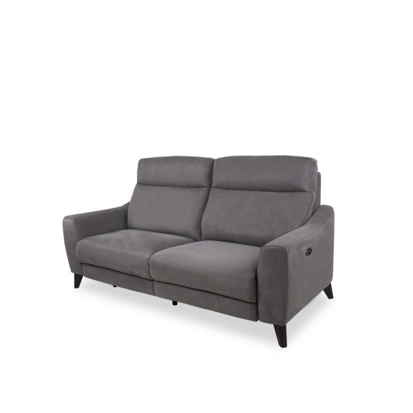 Alma Sofa in Maldives Dark Grey, Angle