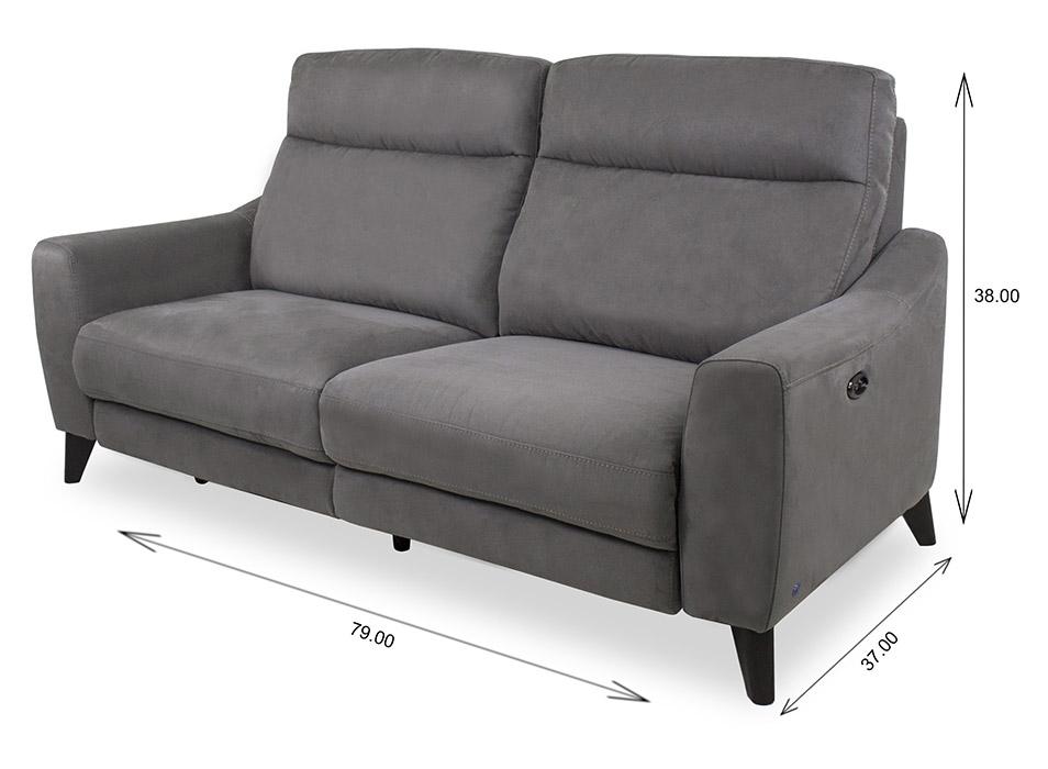 Alma Sofa Dimensions