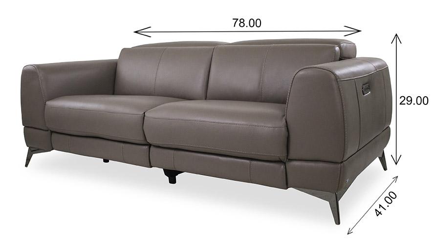 Bidwell Sofa Dimensions