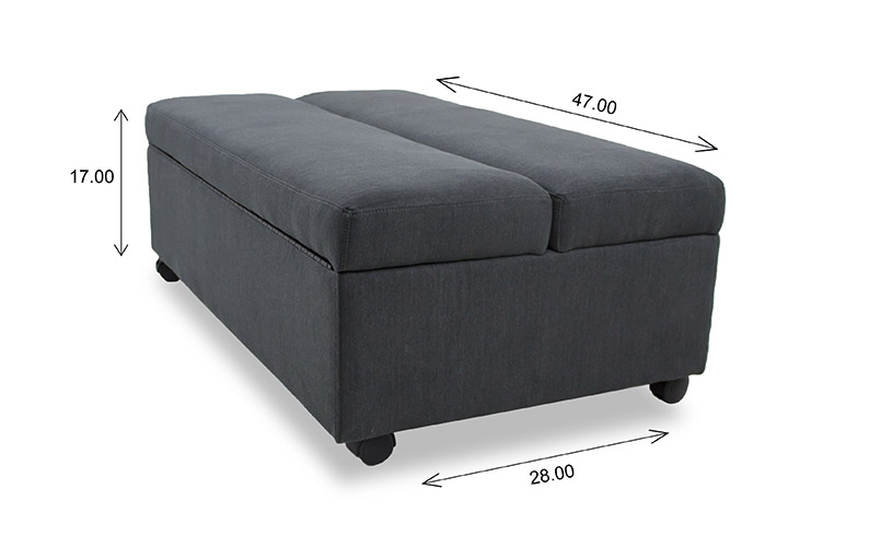 Billy Ottoman Bed Dimensions