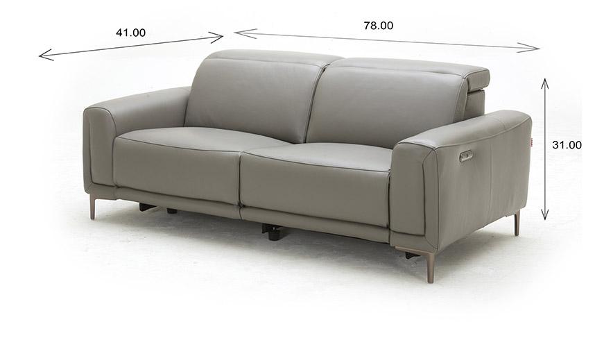 Cardero Sofa Dimensions