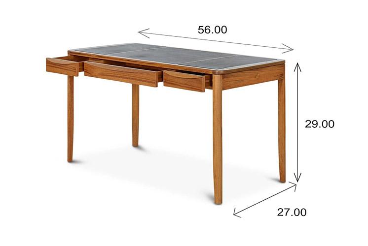 Sun Cabinet FS19 Desk Dimensions