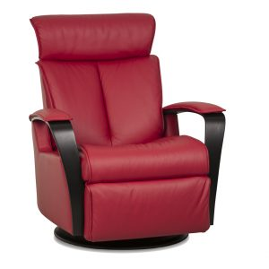 IMG Majesty Recliner in Trend Chili