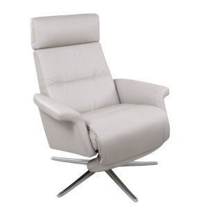 IMG Space SPM3600 Recliner in Trend Cinder on Angle
