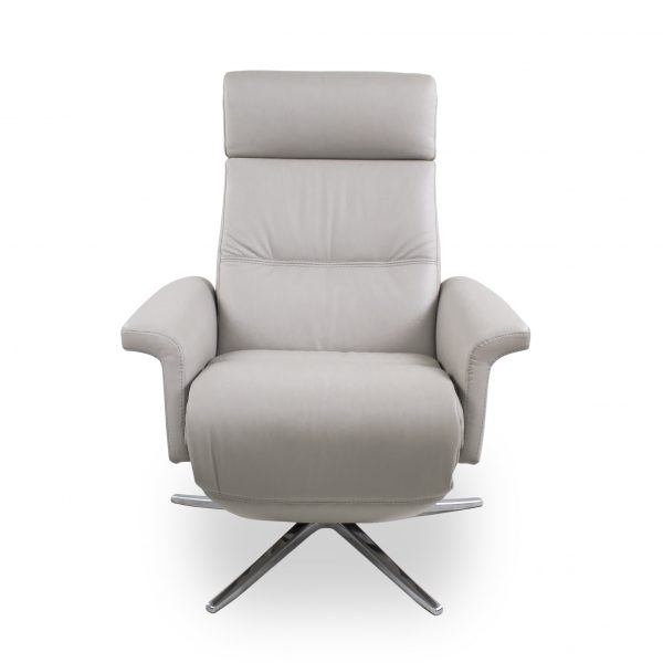 IMG Space SPM3600 Recliner in Trend Cinder, Front