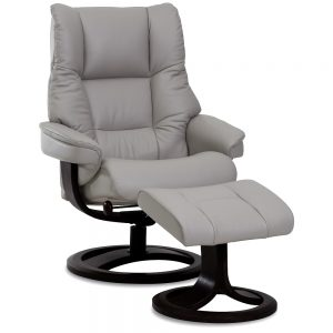 IMG Nordic 60 Recliner in Trend Cinder Leather