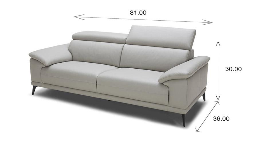 Jensen Sofa Dimensions