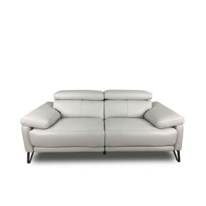 Madison Loveseat in New Club Frost, Front