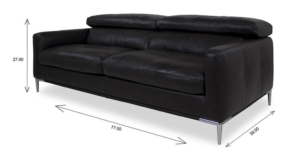 Malmo Sofa Dimensions