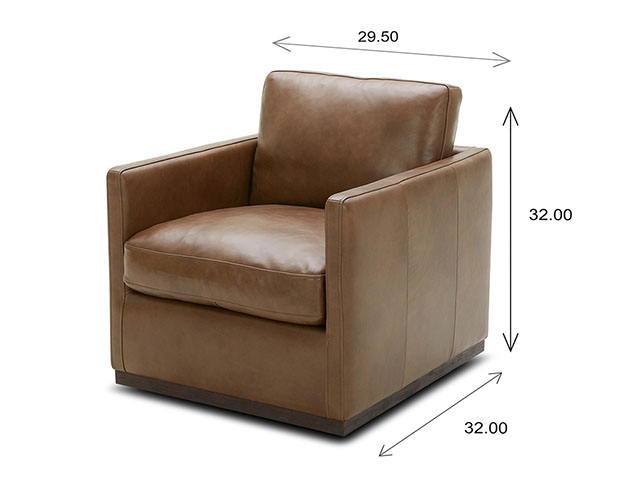 Nicola Chair Dimensions