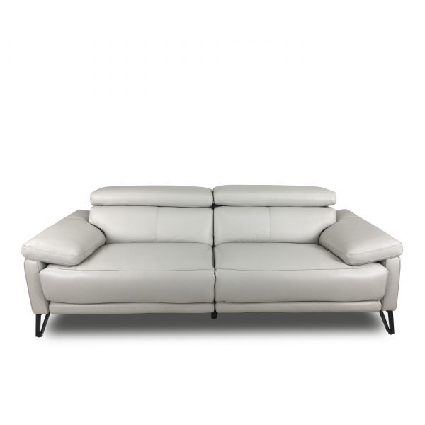 Madison Sofa in New Club Frost, Front
