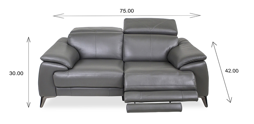 Seymour Loveseat Dimensions