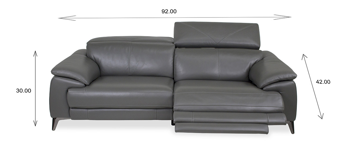 Seymour Sofa Dimensions