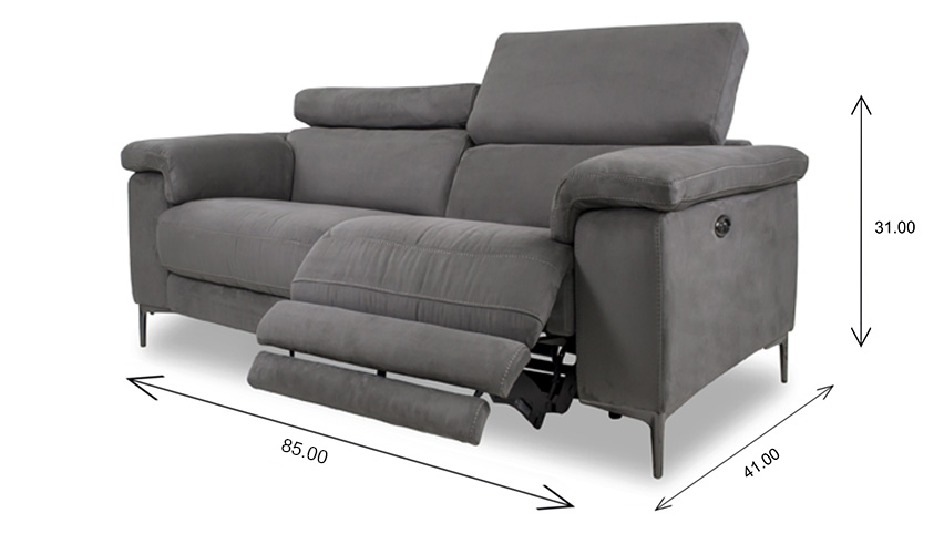 Wallace Sofa Dimensions