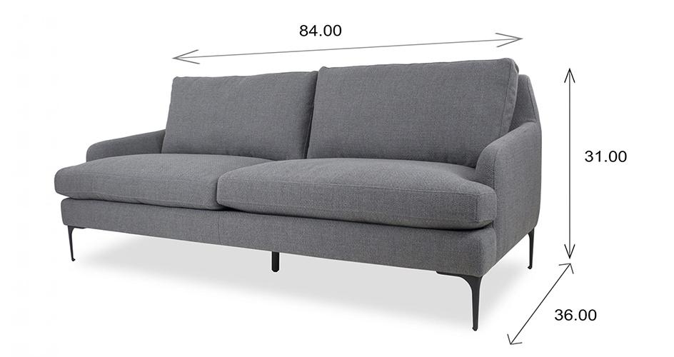 Wallis Sofa Dimensions