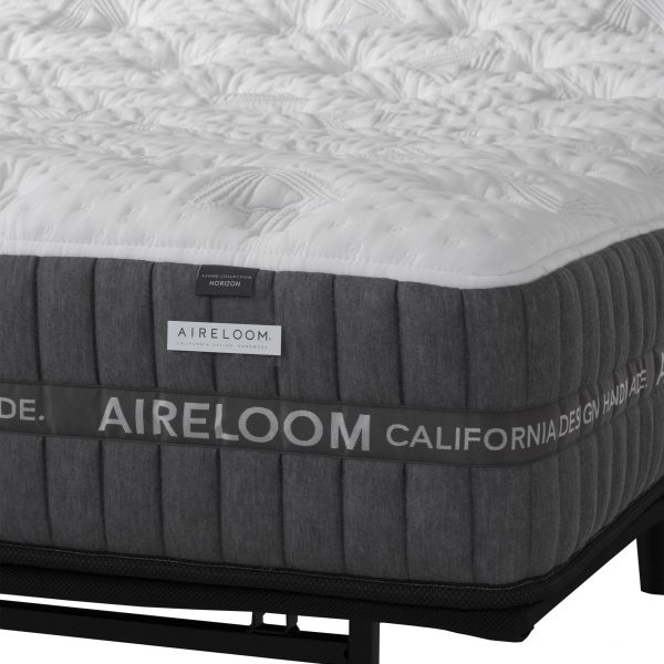 Aireloom Wave Adjustable Base, Close Up