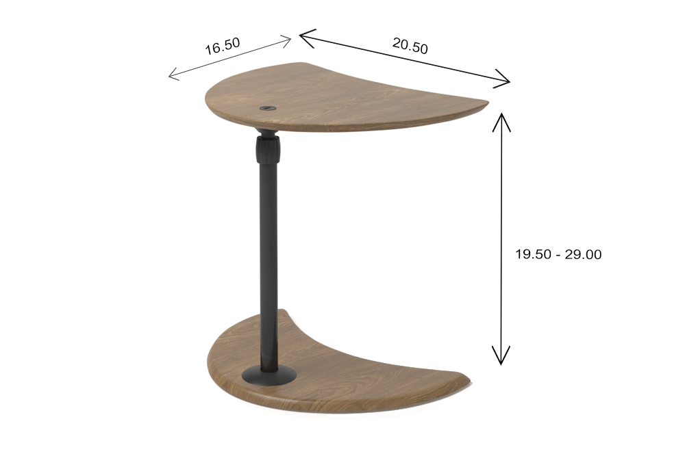 Stressless Alpha Table Dimensions
